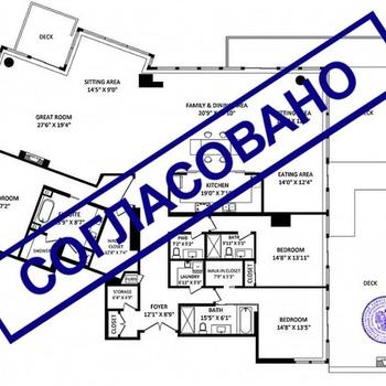 Перепланировка 4 комнатной квартиры хрущевки - план